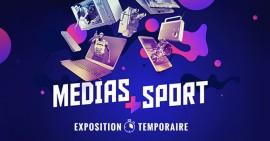 Exposition temporaire Médias & Sport